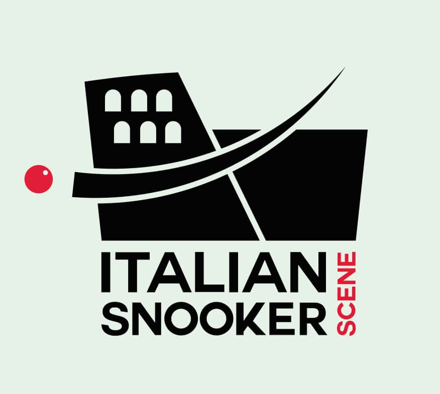 Logo Italian Snooker Scene